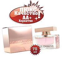 Dolce Gabbana The One Rose Хорватия Люкс качество АА++Дольче Габбана Роуз Зе Ван