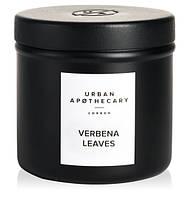 Ароматическая travel свеча Urban apothecary Verbena Leaves 175 г КОД: UALWVLC175