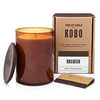 Ароматическая свеча Kobo Hashish 425 г КОД: 811407