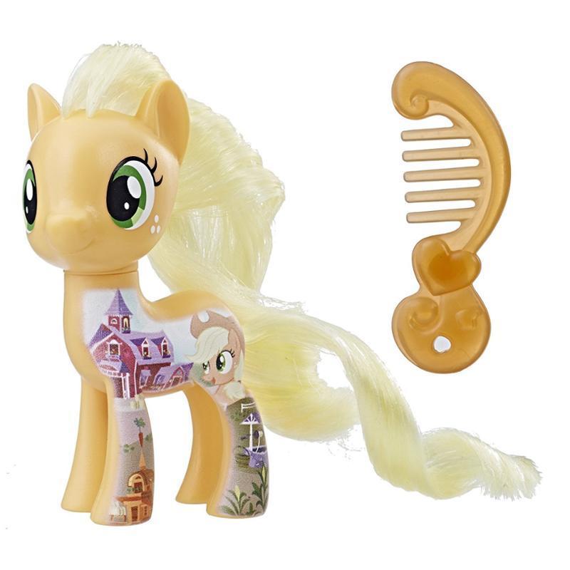 My Little Pony поні Applejack серія The Movie (Май Литл Пони Эпплджек серия Кино)