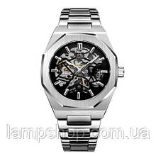 Gusto Skeleton Silver-Black