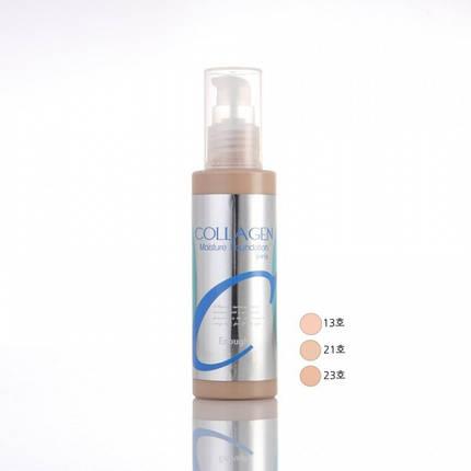 Увлажняющий тональный крем с коллагеном Enough Collagen Moisture Foundation Spf 15, 100 мл, 21 тон, фото 2
