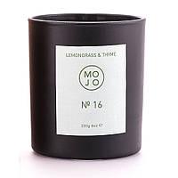 Ароматическая свеча Mojo Lemongrass and Thyme 16 220 г КОД: MJC7016