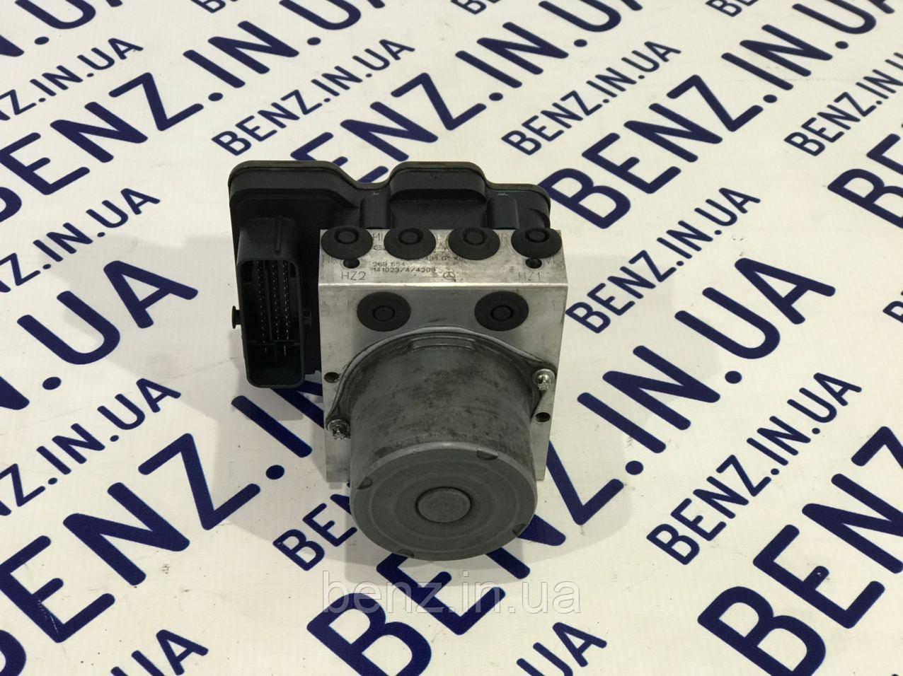 Гидравлический блок ABS W212 рестайл A2124310148