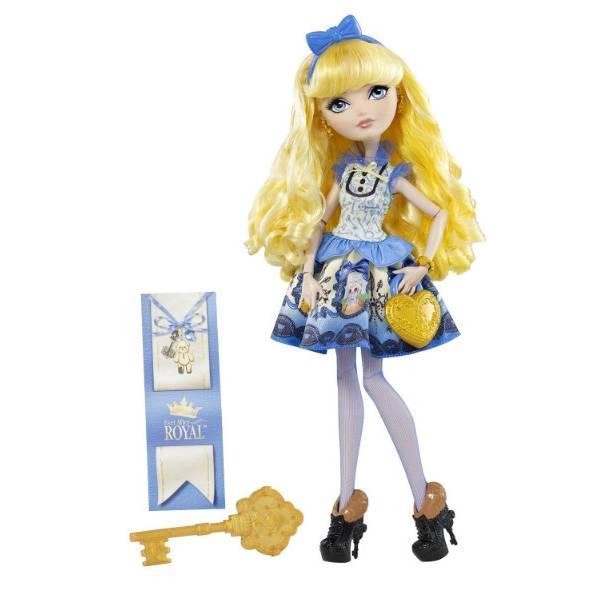Кукла Ever After High Блонди Локс из серии Базовые куклы