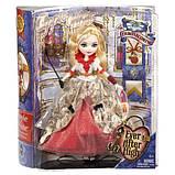Кукла Ever After High Эппл Вайт из серии Бал Коронации, фото 4