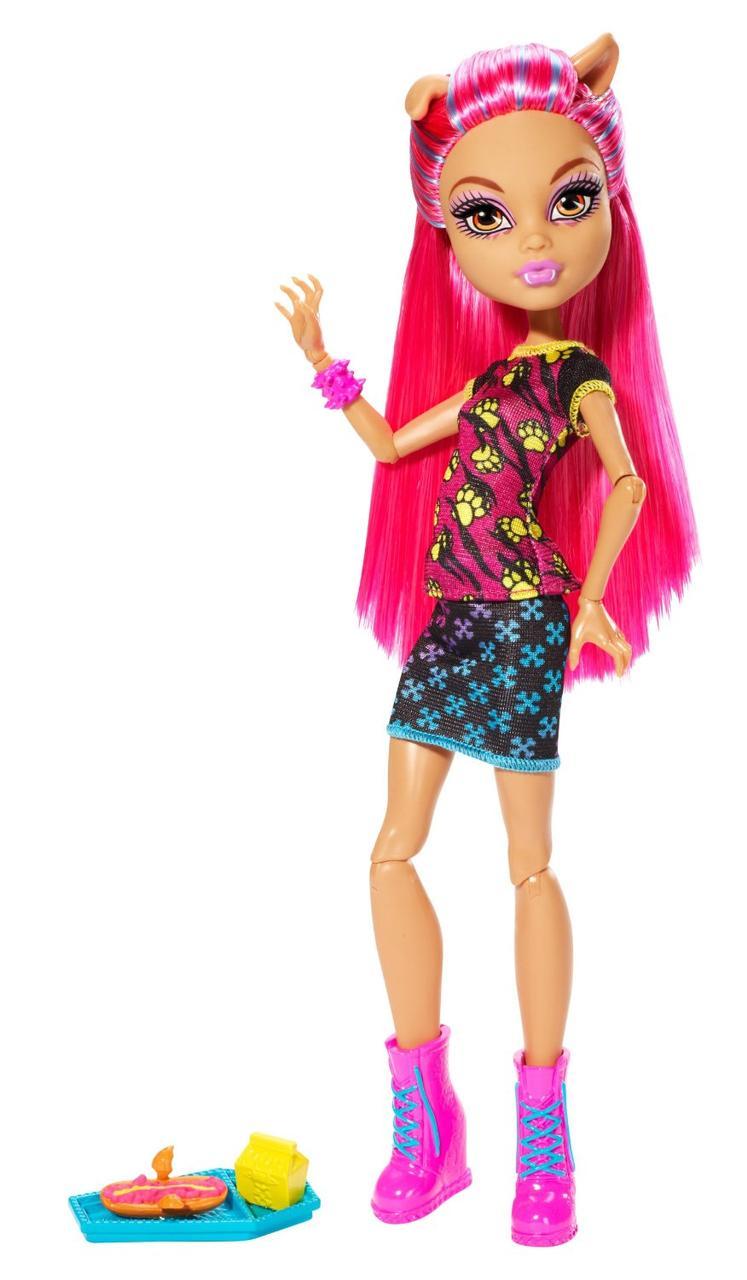 Лялька Monster High Хоулін Вульф Крипатерия