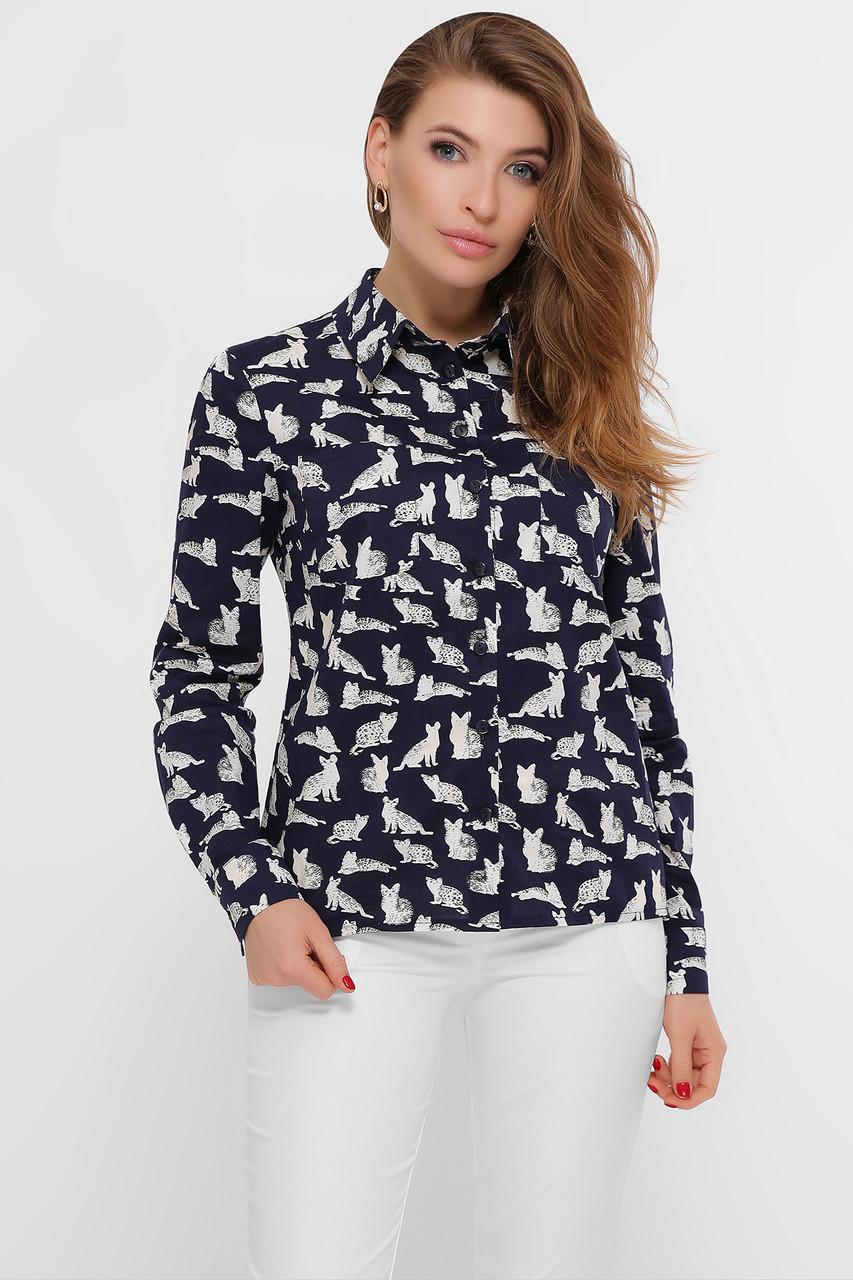GLEM блуза Ванда д/р