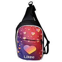Детская сумка через плечо Likee (Лайки)