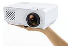 Светодиодный мультимедийный проектор DL-810 для домашнего кинотеатра, фото 4