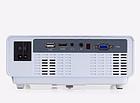 Светодиодный мультимедийный проектор DL-810 для домашнего кинотеатра, фото 7
