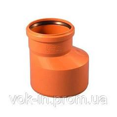 Редукция для наружной канализации Ostendorf 160х125 мм