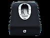 Салфетница VOLVO в автомобиль на торпеду  с ячейками под номер телефона (черная кожаная), фото 2
