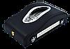 Салфетница PORSCHE в автомобиль на торпеду  с ячейками под номер телефона (черная кожаная), фото 2