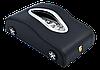 Салфетница PORSCHE в автомобиль на торпеду  с ячейками под номер телефона (черная кожаная), фото 3