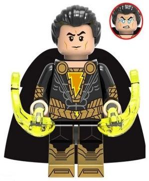 Фигурка Черного Адама Black Adam DC Comics Super Heroes Аналог лего