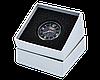 """Часы в автомобиль, темный хром """"Vihicle clock""""  с логотипом AUDI, фото 5"""