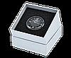 """Часы в автомобиль, темный хром """"Vihicle clock""""  с логотипом INFINITY, фото 4"""