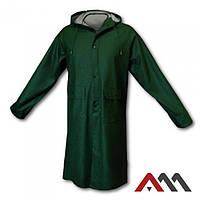Защитный плащ с капюшоном Artmas PPR-PU, зеленый, L