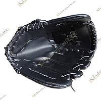 Перчатка-ловушка для бейсбола (лапа), черная, фото 1