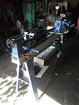 Токарный станок по дереву KDM 1100 - 230 V BERNARDO | Токарные станки с копиром BERNARDO, фото 2