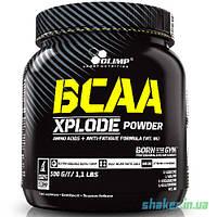 БЦАА Olimp BCAA Xplode (500 г) олимп иксплод ice tea peach