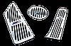 Накладки на педали BMW M-Performance X1 серии АКПП  (алюминий, без сверления), фото 2