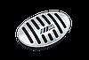 Накладки на педали BMW M-Performance X1 серии АКПП  (алюминий, без сверления), фото 4