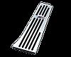 Накладки на педали BMW M-Performance X1 серии АКПП  (алюминий, без сверления), фото 5