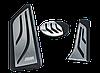 Накладки на педали BMW M-Performance X1 серии АКПП  (реплика, без сверления), фото 2
