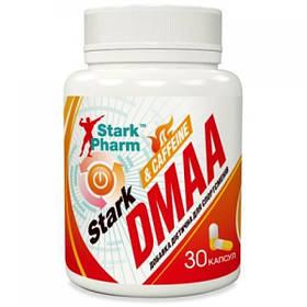 Кофеїн Stark Pharm Stark DMAA100 mg/Caffeine 200 mg (30 кап) старк фарм