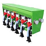 Сеялка зерновая с внесением удобрений 6 рядов СЗ-6Д (Кентавр) для мотоблоков, фото 2