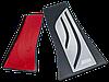 Накладки на педали BMW M-Performance X5, X6 серии  АКПП (реплика, без сверления), фото 4