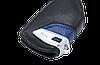 Оригинальный кожаный чехол футляр для  ключа BMW со стальным зажимом, цвет Blue, фото 4