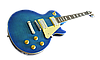 "Электрогитара Minsine Les Paul ""LP-480"" BLUE, фото 6"