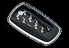 """Защитный корпус для ключа """"BMW"""" (02) пластик  чёрный 10577 IDV, фото 4"""