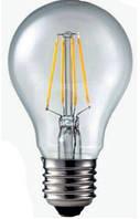 LM338 Лампа Lemanso св-ая 6W E27 4LED COB 6W 600LM 6500-7000K