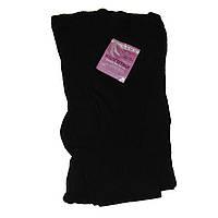 Колготки женские вязаные (черные), фото 1