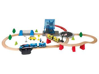 Дерев'яна залізниця Playtive Express city Німеччина