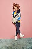 Детская и подростковая спортивная кофтадля мальчика 9-10 лет, 134-140 см, фото 5