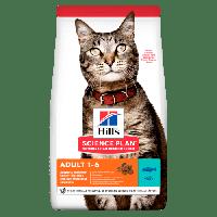 Сухий корм Hills Science Plan Feline Adult для котів тунець 0.3 кг