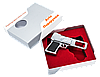 Заглушка ремней безопасности VOLVO, сервисная  заглушка ремня безопасности в подарочной упаковке PISTOL-F, фото 2