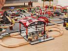 Дерев'яна залізниця Playtive Train station Німеччина, фото 2