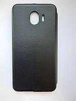 Чохол-книжка Samsung J4 / J400 чорний