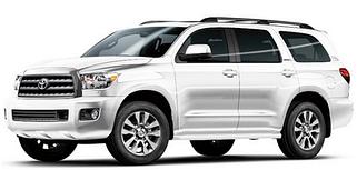 Тюнинг Toyota Sequoia