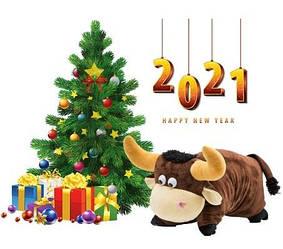 Солодкі новорічні подарунки 2020 - 2021
