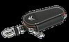 Ключниця CITROEN, шкіряна автоключница з логотипом СІТРОЕН (чорна 17005), фото 5