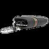 Ключница FORD, кожаная автоключница с логотипом  ФОРД (многофункциональная черная 03012), фото 7