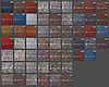 Штукатурка кварцевая AURA LUX PRO MOZAIK M15 мозаичная (зерно 1,5 мм) B247 15кг, фото 3