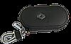 Ключница RENAULT, кожаная автоключница с логотипом  РЕНО (черная 20003), фото 4
